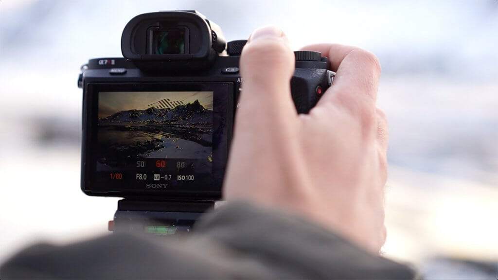 Building a photography portfolio effectively to earn a high