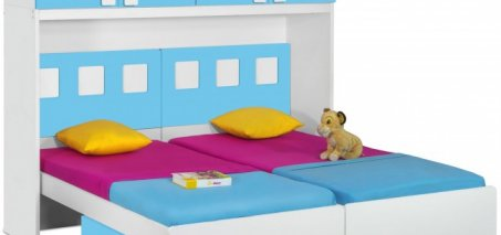 Different types of beds that are used by people in their houses