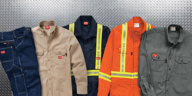 Flame-Resistant-Workwear