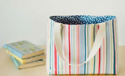 A perfect gift; personalized cotton bags