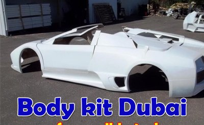 latest body kit Dubai