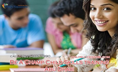 Be A Champ Child Skills training Sharjah