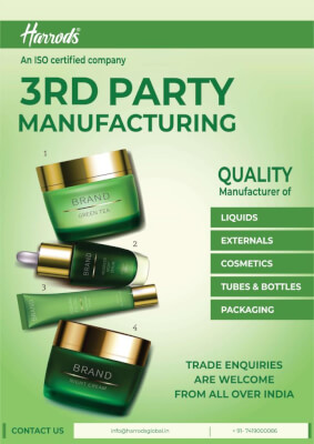 Harrods - Third Party Manufacturer
