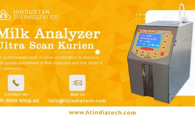 Milk Analyzer - HT India Tech