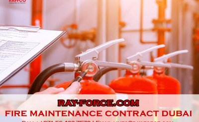 fire maintenance contract dubai