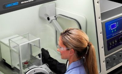 Filtration glove boxes