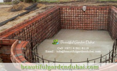 Swimming Pool construction company Dubai